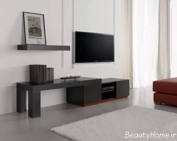 میز تلویزیون لاکچری