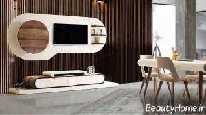 طراحی ایده آل میز تلویزیون