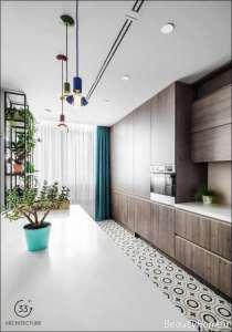 استفاده از چوب در دکوراسیون آپارتمان با انرژی