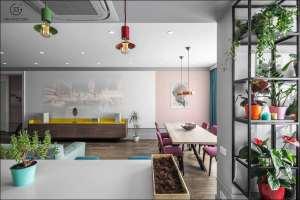دکوراسیون آپارتمان با انرژی