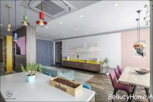 دکوراسیون عالی آپارتمان با انرژی