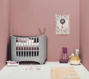 مدل کوچک تخت خواب نوزاد