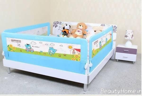 طراحی فانتزی تخت خواب نوزاد