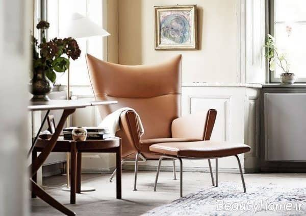 طراحی صندلی راحتی اتاق