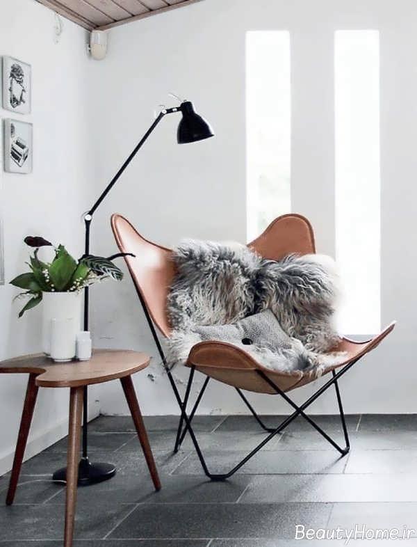 مدل جالب صندلی راحتی اتاق