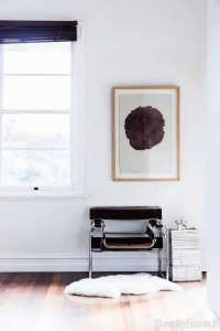 طراحی لاکچری صندلی راحتی اتاق خواب