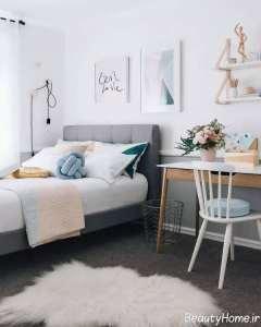 طراحی صندلی ساده اتاق خواب