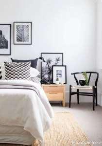 دیزاین عالی صندلی راحتی اتاق خواب
