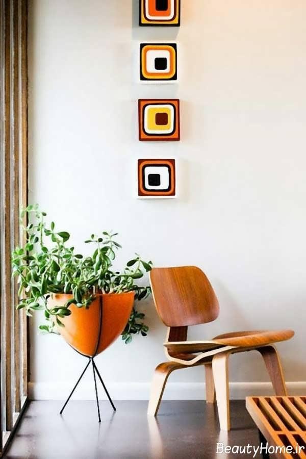دیزاین متفاوت صندلی اتاق