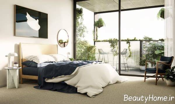 طراحی شیک صندلی برای اتاق خواب