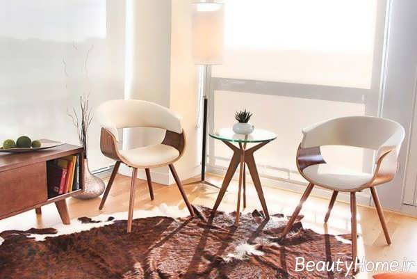 طراحی متفاوت صندلی اتاق