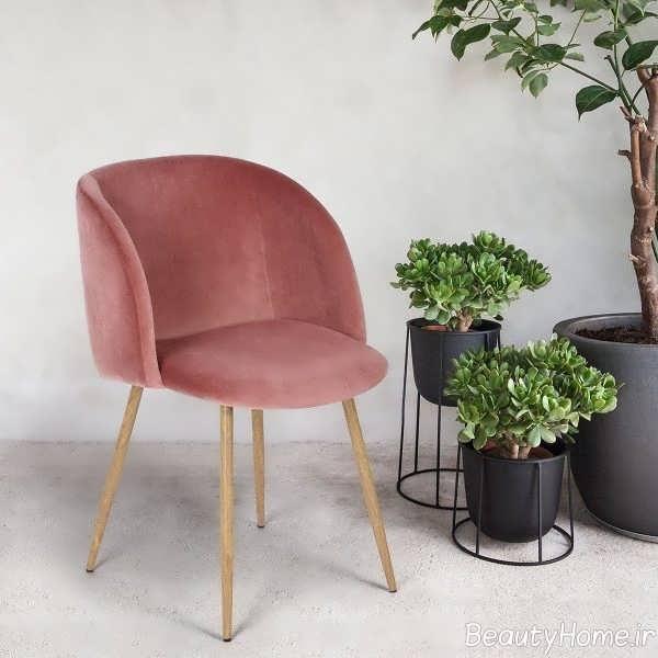 طراحی زیبای صندلی اتاق