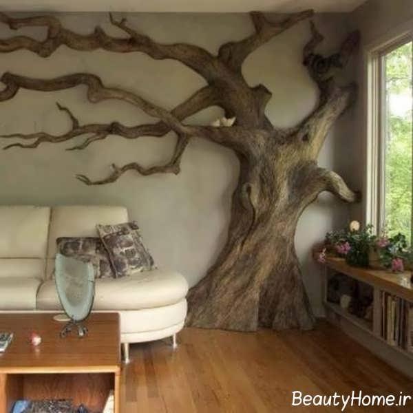 دکور درخت