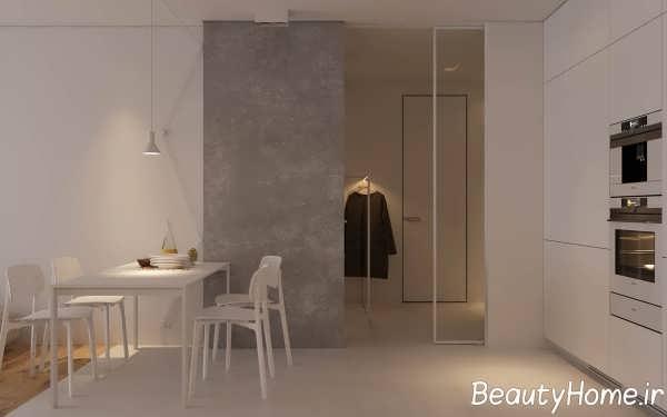 فضای داخلی آپارتمان