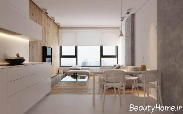 چیدمان فضای داخلی آپارتمان