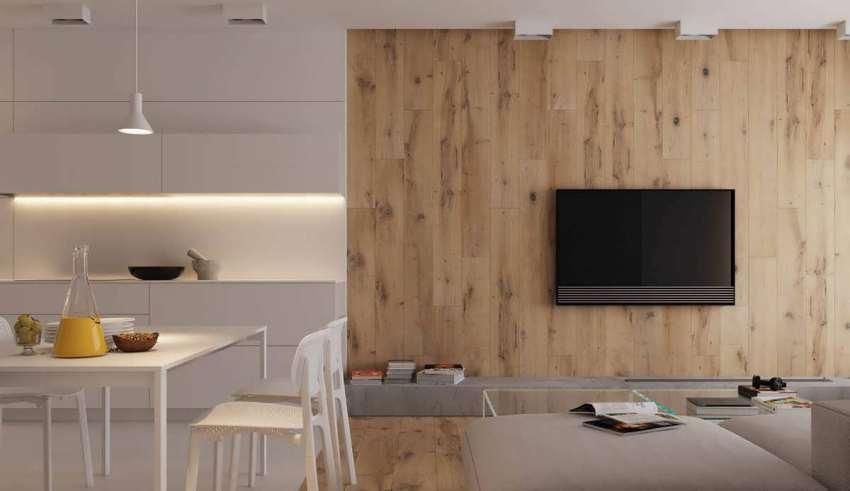 نمای فضای داخلی آپارتمان