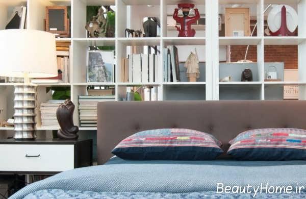 جداسازی اتاق با قفسه