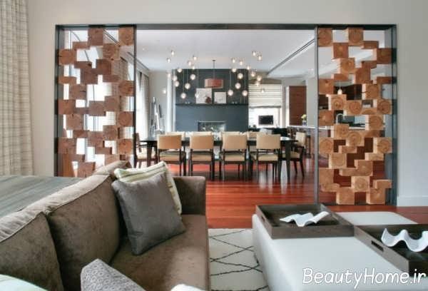 جداسازی اتاق با دکور
