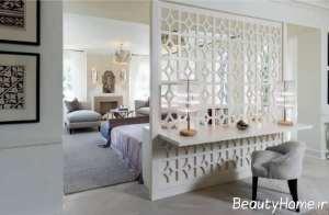 طراحی پارتیشن اتاق
