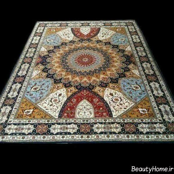 مدل فرش ایرانی جذاب