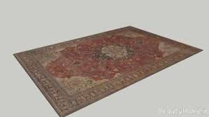 مدل فرش جدید برای خانه های ایرانی