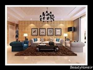 مدل فرش خاص و زیبا