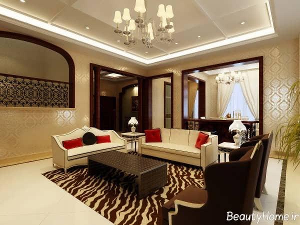 مدل فرش شیک برای خانه ایرانی