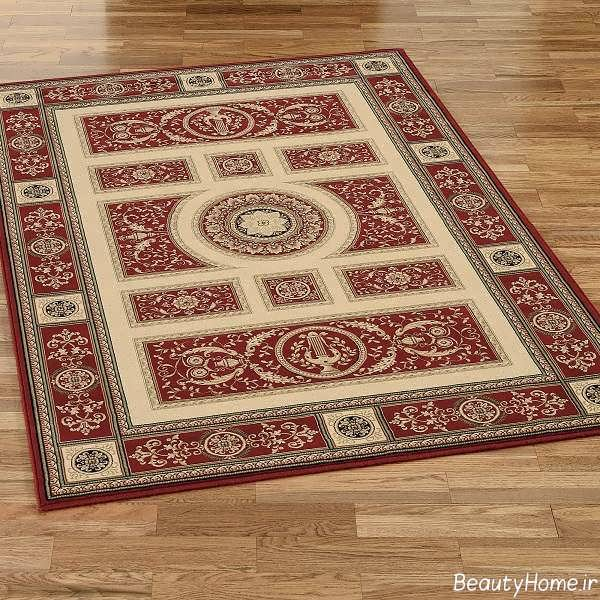 مدل فرش شیک ایرانی