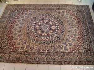 مدل فرش زیبا و خاص ایرانی