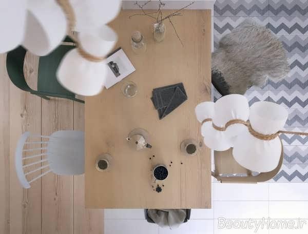 طراحی متفاوت فضای داخلی