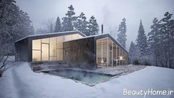 طراحی شیک ساختمان