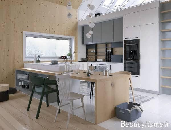 طراحی عالی فضای داخلی خانه