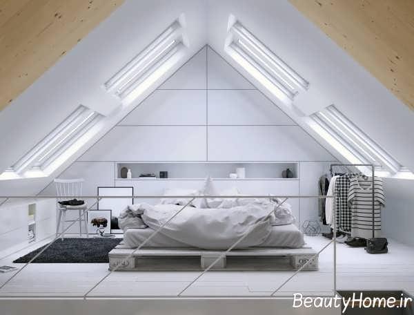 دیزاین مدرن اتاق خواب