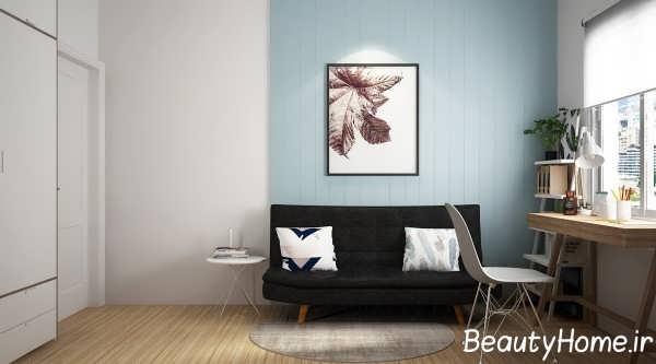 تزیین اتاق با تابلو دیواری