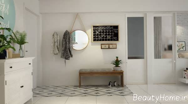 تزیین زیبای منزل با دکوری دیواری