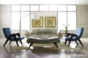 اتاق نشیمن زیبا وعالی