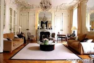 طراحی عالی اتاق نشیمن