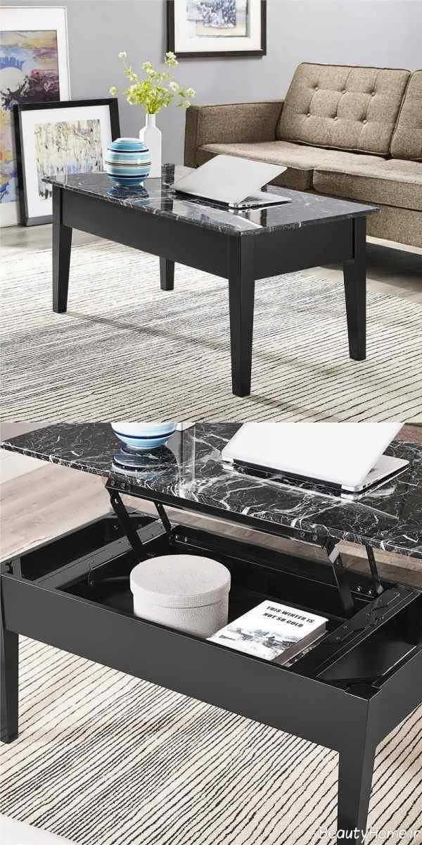 مدل میز جلو مبلی و کاربردی