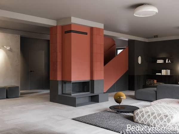 طراحی داخلی مینیمال