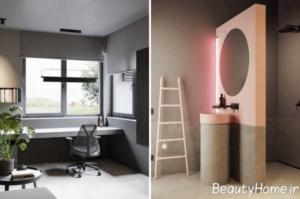 طراحی ایده آل محیط منزل