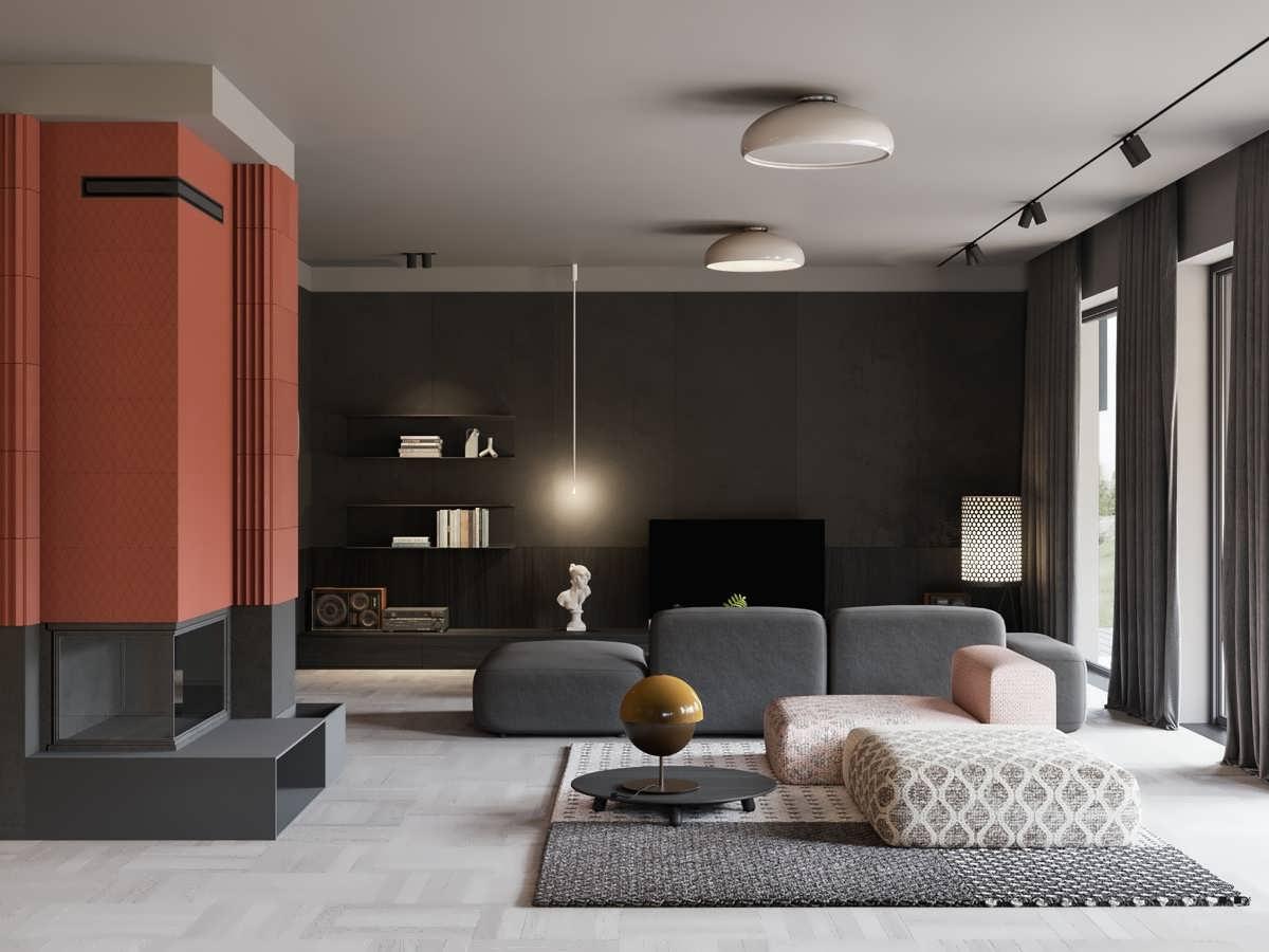 Minimal interior decoration (9) , دکوراسیون داخلی   زیبایی ...