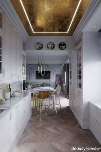 دیزاین شیک فضای منزل