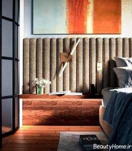 ایده های شیک در دیزاین اتاق خواب