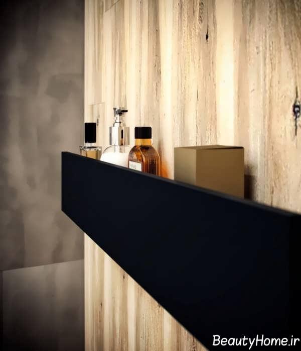 ادیه های شیک در طراحی فضای داخلی حمام