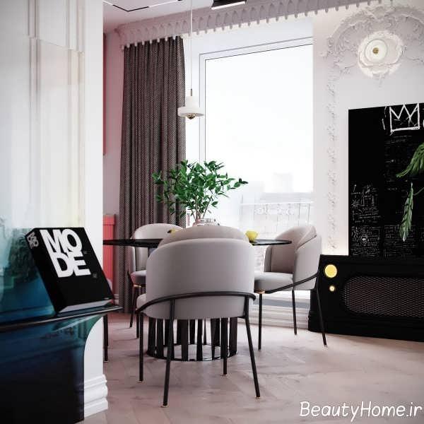 ایده های مدرن در طراحی داخلی منزل
