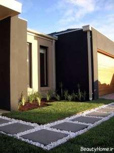 طراحی فضای سبز منزل