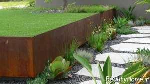 دیزاین متفاوت فضای سبز