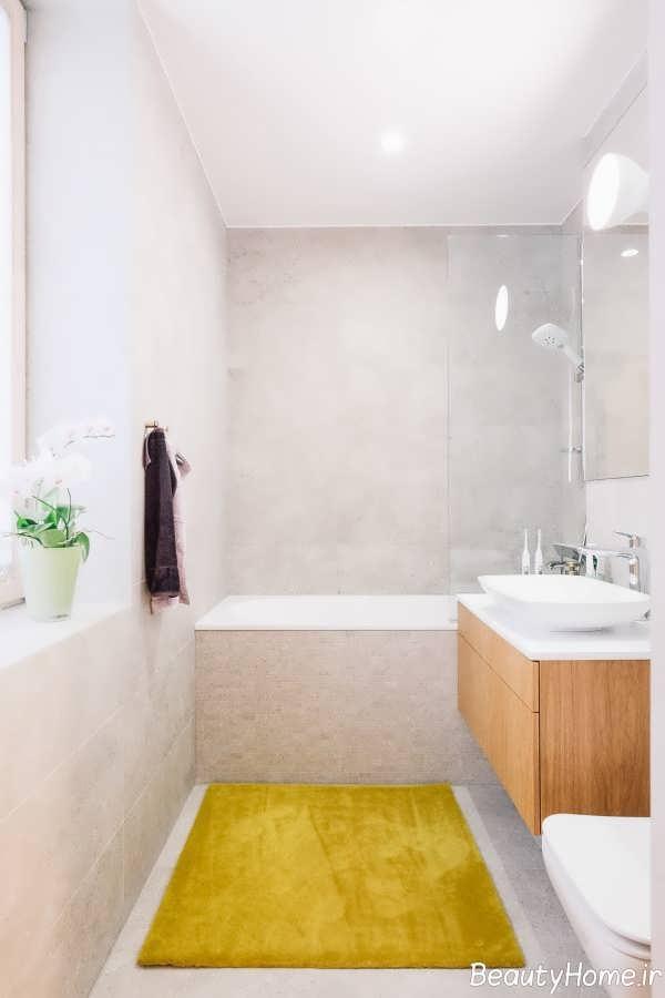 طراحی زیبای حمام