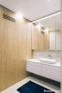 دکوراسیون لاکچری حمام