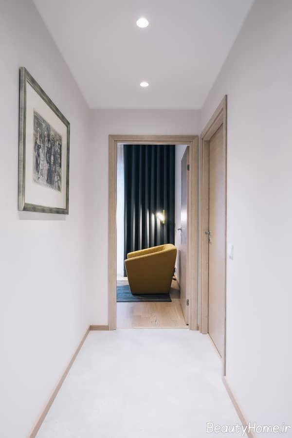 طراحی زیبای محیط منزل